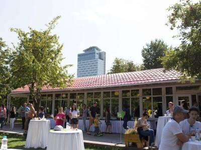 Московский ГринФест, 700 персон, лето 2018г